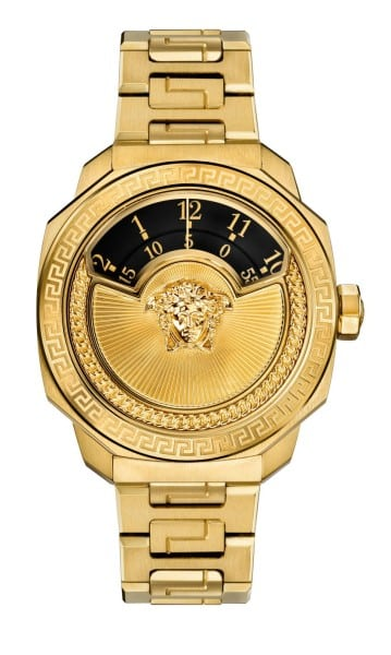 Versace Dylos Watch Dial
