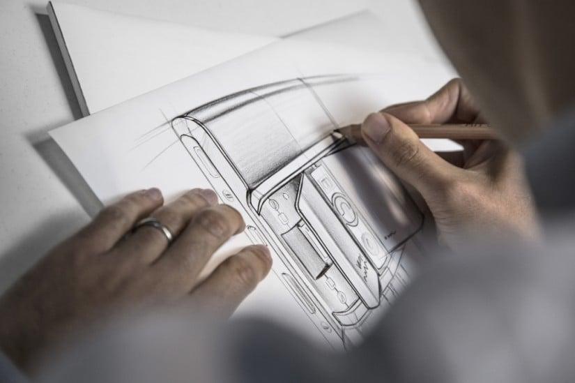 Vertu Signature Touch Collection Design