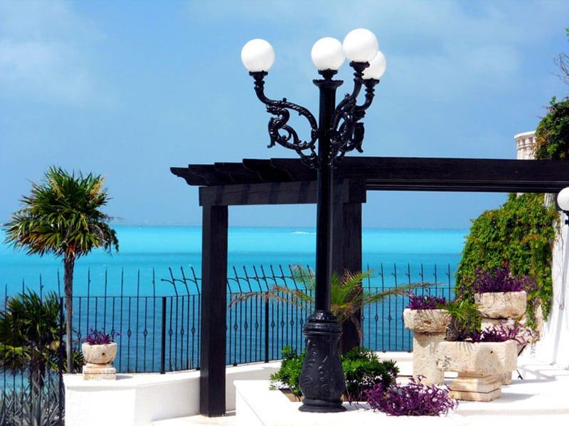 Villa Albatros In Cancun Mexico Panorama