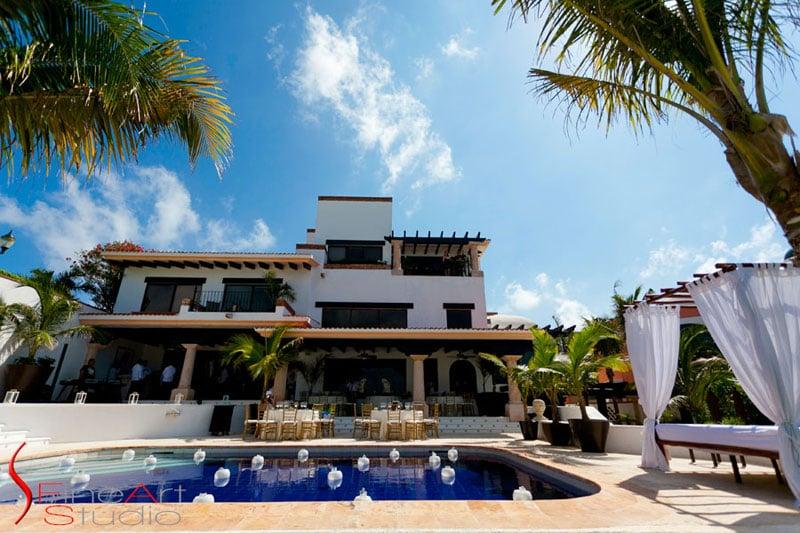 Villa Albatros In Cancun Mexico