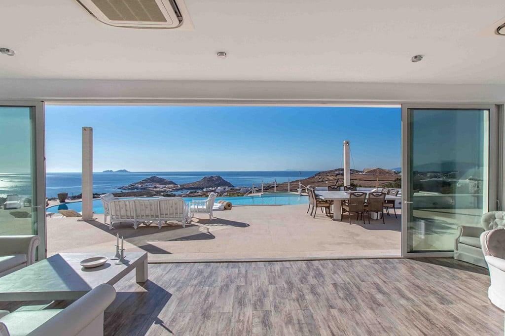 Villa Ali in Mykonos Sea View