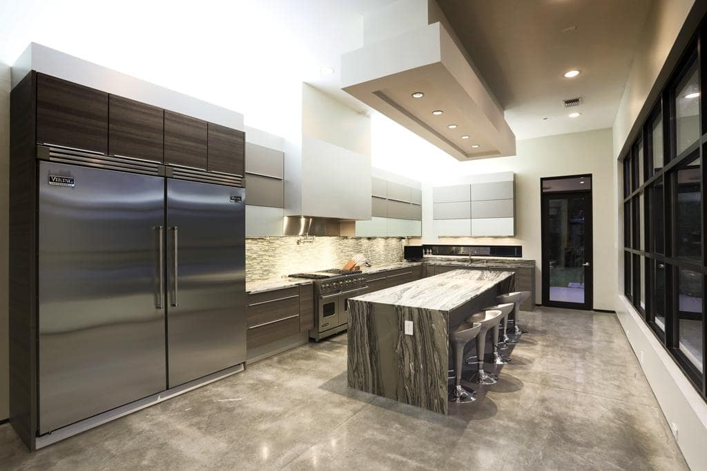 Wickford Drive Residence Kitchen