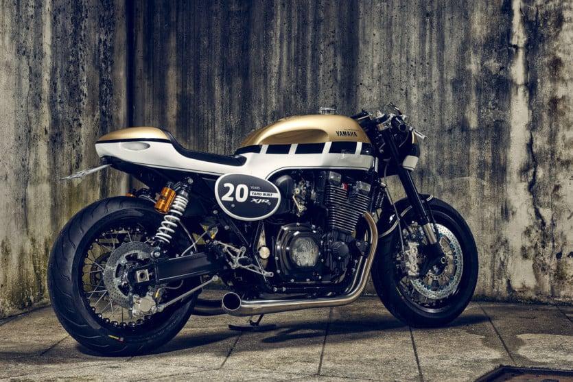 Yamaha XJR1300 Custom Beauty