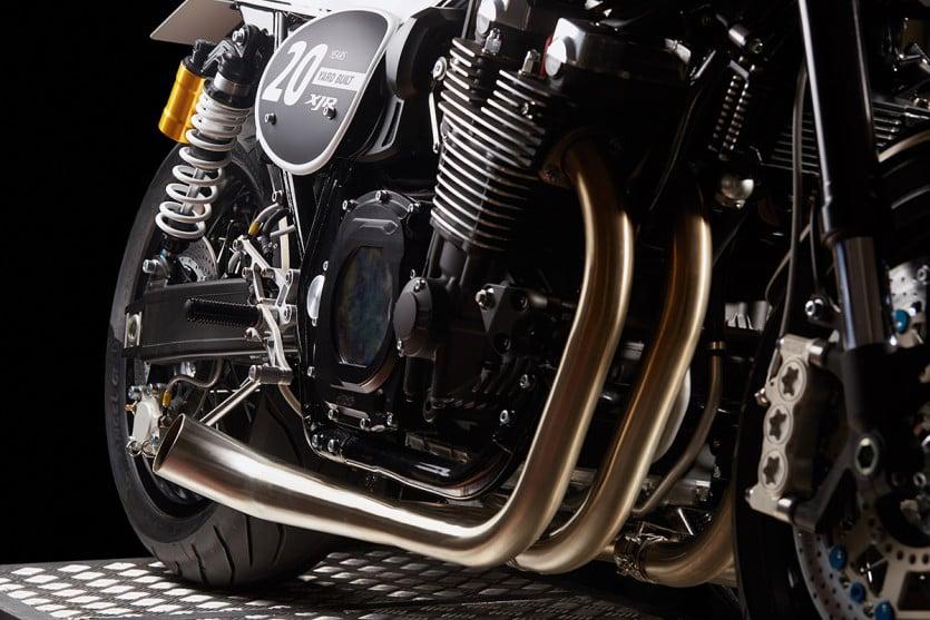 Yamaha XJR1300 Engine