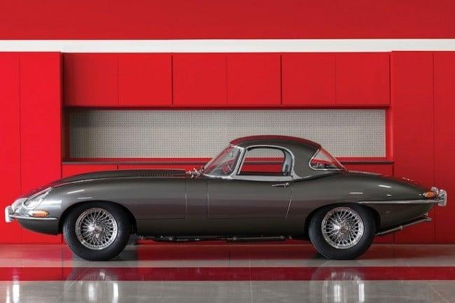 1965 Jaguar E-Type Series 1 10
