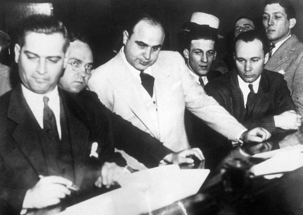 Al Capone - Rich Criminals