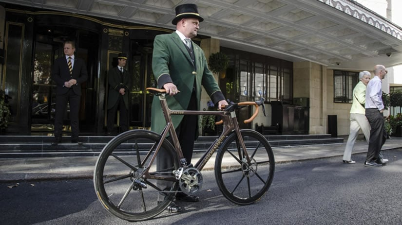 Aston Martin One-77 Bicycle