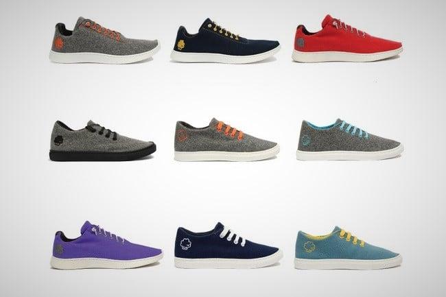 BAABUK Urban Wooler Sneaker 8