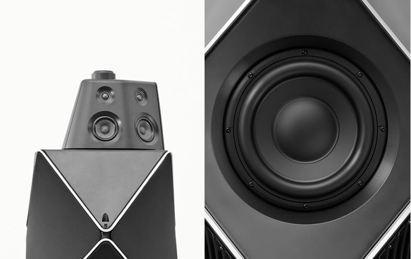B&O's colossal BeoLab 90 loudspeakers