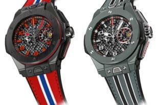 Big Bang Ferrari Ceramic Watches