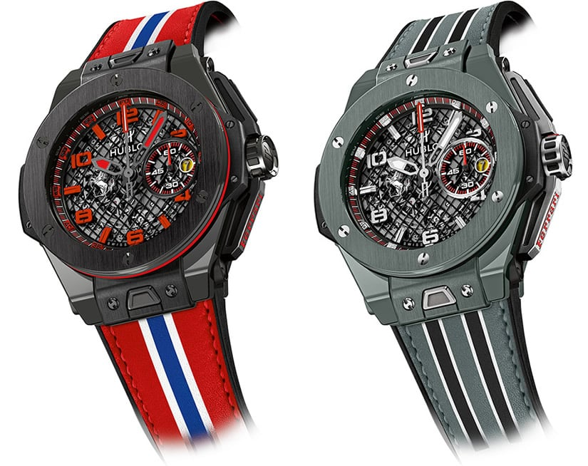 Big Bang Ferrari Ceramic Watches