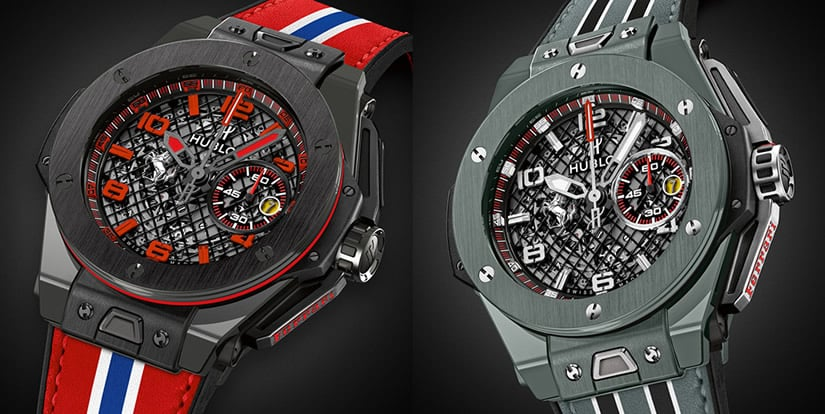 Big Bang Ferrari Watches