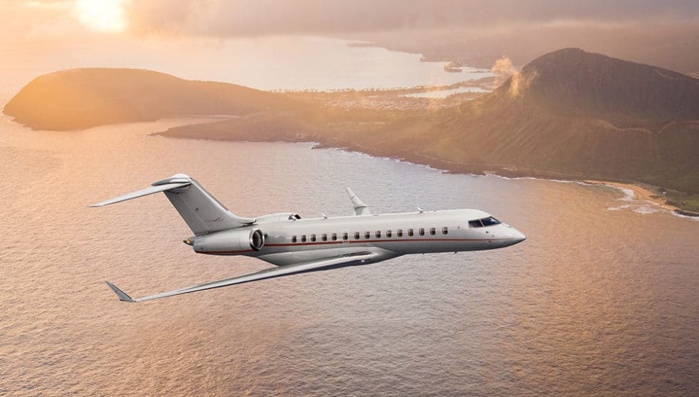 Bombardier Global 6000 Premium Business Aircraft by VistaJet