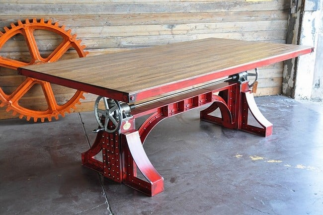 Bronx Crank Desk 2