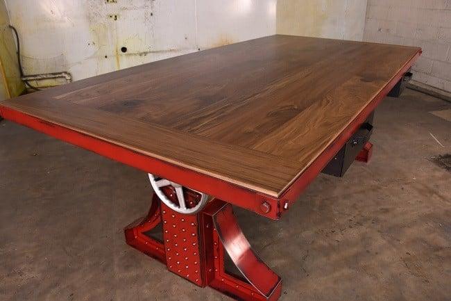 Bronx Crank Desk 5