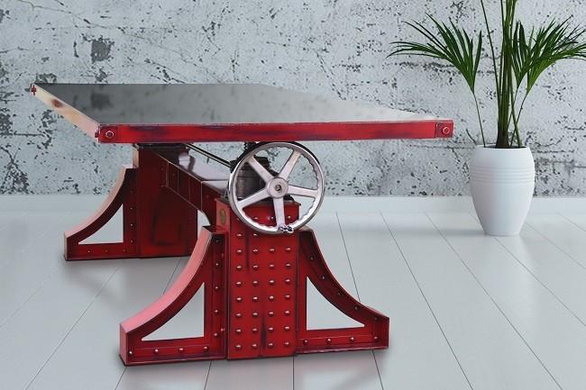 Bronx Crank Desk 8