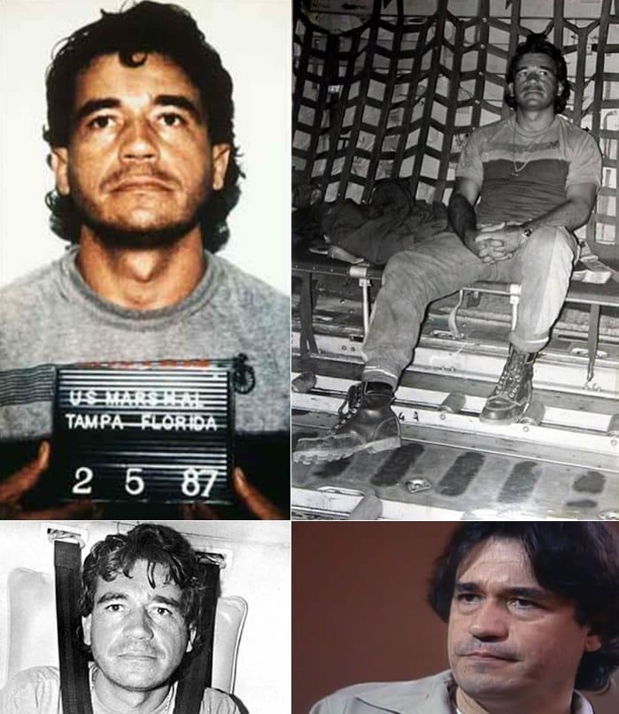 Carlos Lehder - Drug Dealer, Organized Crime