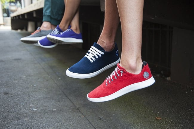 BAABUK Urban Wooler Sneaker 1