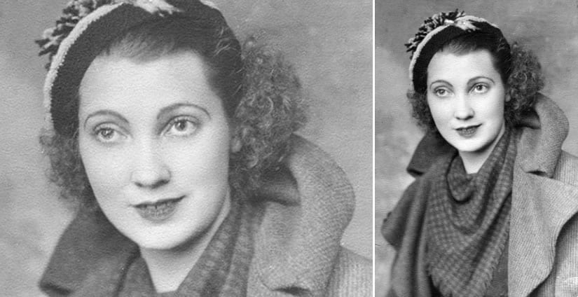 Donald Trump's mother, Mary Anne MacLeod