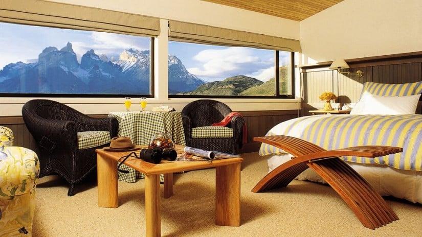 Explora Patagonia All-Inclusive Luxury Resort Guestroom