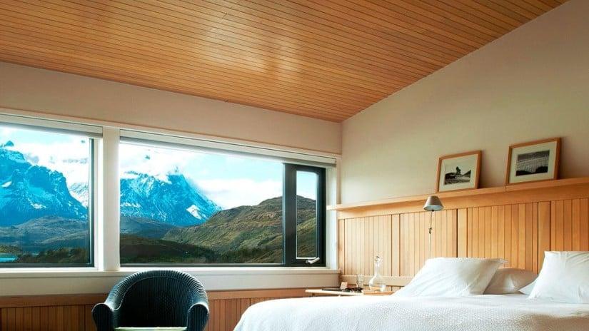 Explora Patagonia Luxury Resort Guestroom