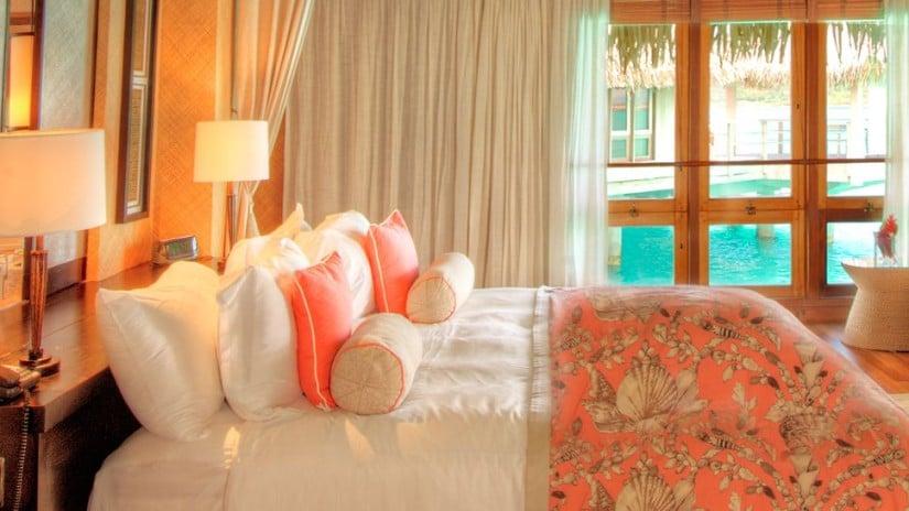 Exquisite Guestroom St. Regis Bora Bora Resort