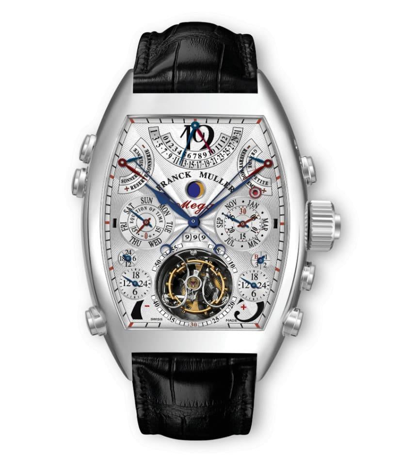 Franck Muller Aeternitas Mega 4 Expensive Watch