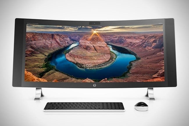 HP Envy Curved All-in-One PC 5