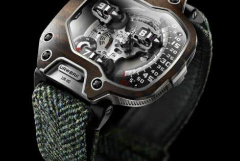 Limited Edition Urwerk UR-110 EastWood Watch