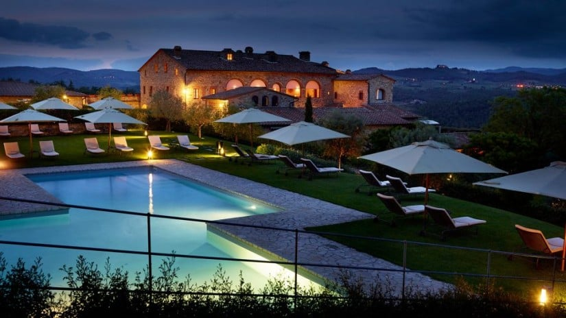Luxury Hotel Le Fontanelle, Italy