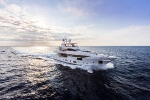 Luxury Iron Man Superyacht by Benetti