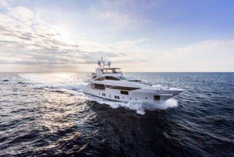Luxury Iron Man Superyacht by Benetti