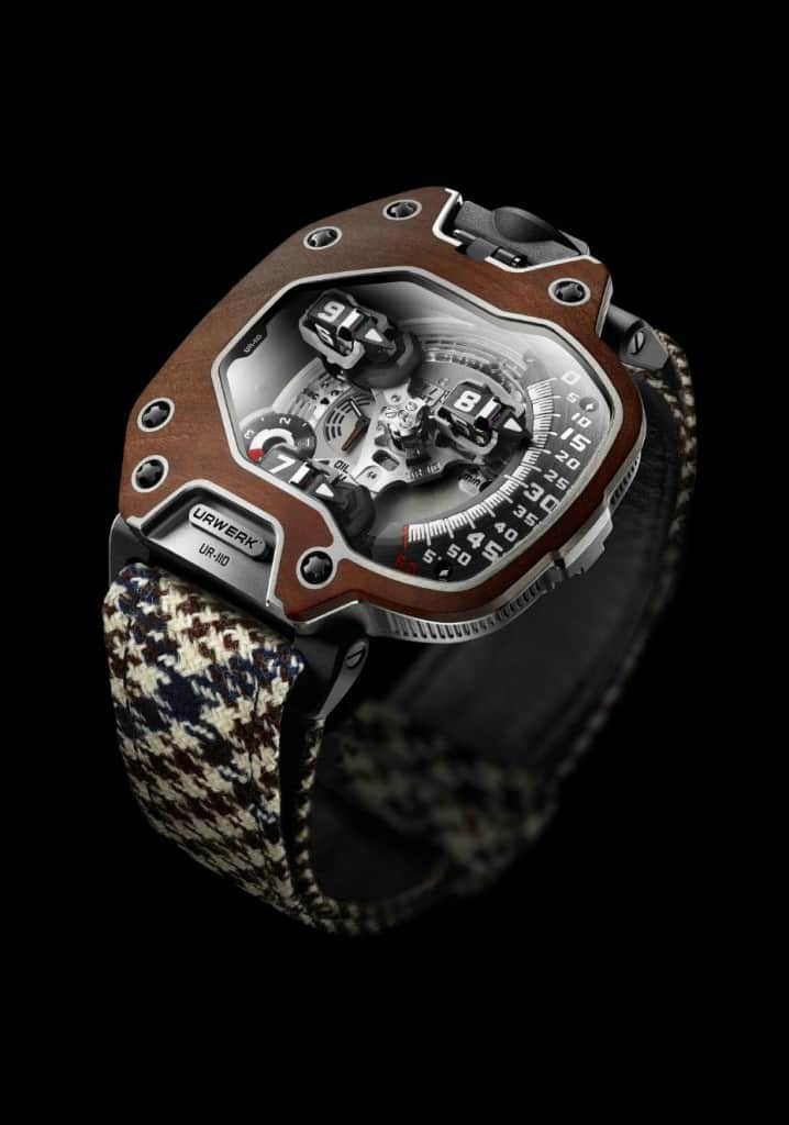 Luxury Urwerk UR-110 EastWood Watch