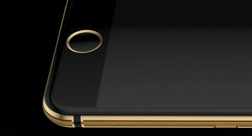 Luxury iPhone 6 by Mana Skull