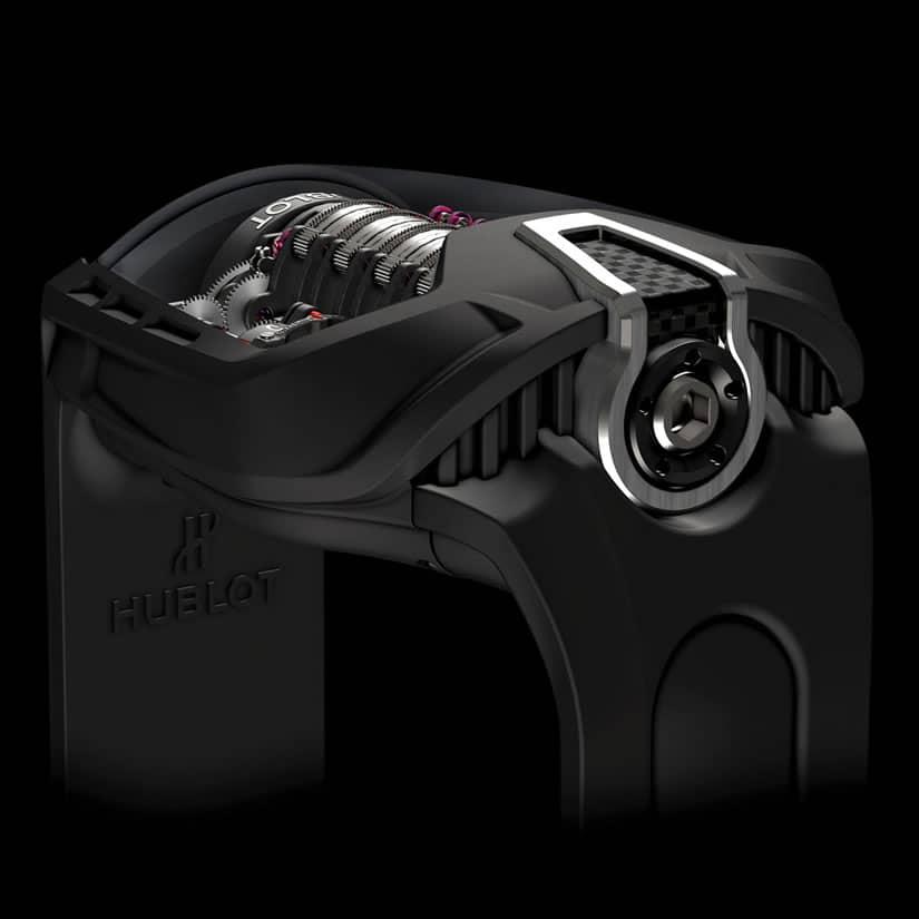MP-05 LaFerrari Luxury Watch by Hublot
