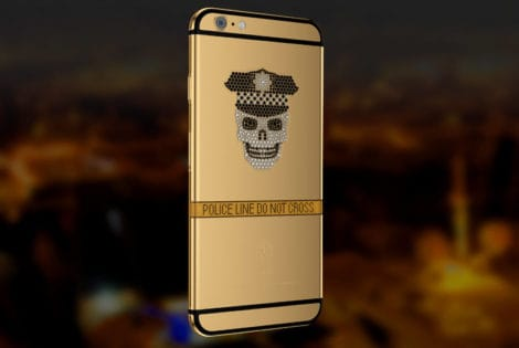 Mana Skull iPhone 6 - luxury cell phones
