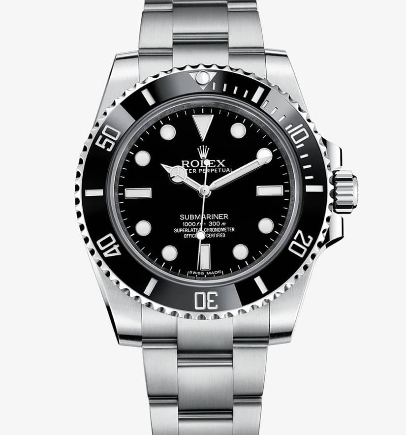 Men's Rolex Oyster Perpetual Submariner