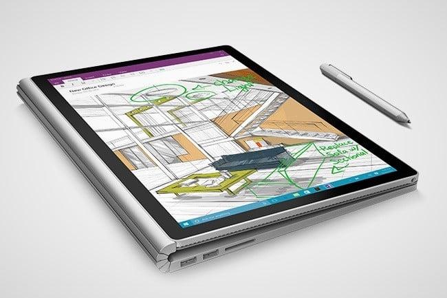 Microsoft Surface Book 1