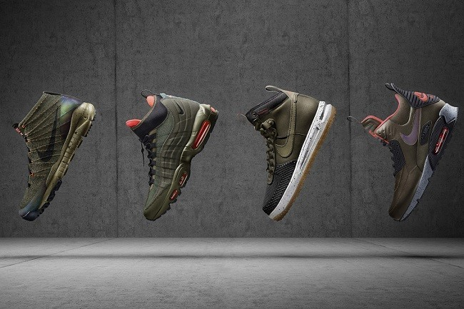 Nike Sneakerboots 2015 Holiday Collection 1