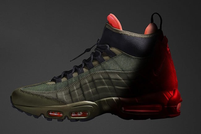 Nike Sneakerboots 2015 Holiday Collection 3