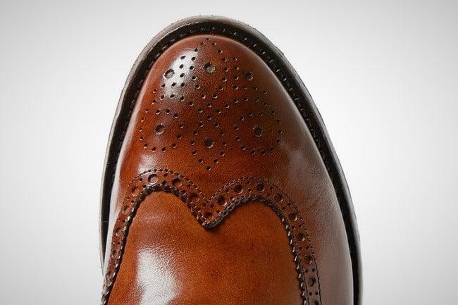 Officine Creative 'Anatomia' Brogue Boots 2