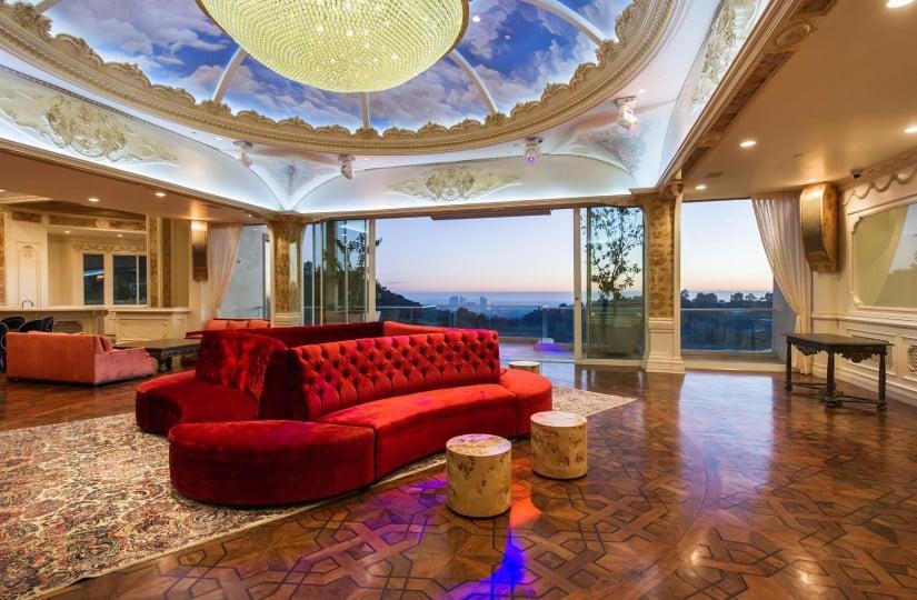 Palazzo di Amore in Beverly Hills Ballroom