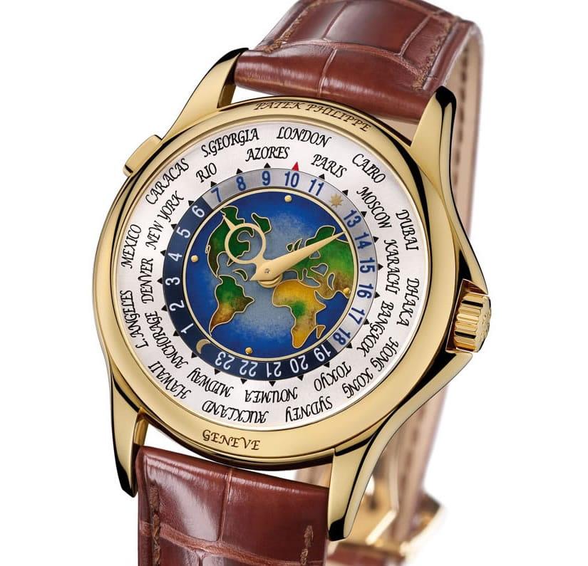 Patek Philippe Model 2523 Heures Universelles Watch (1953)