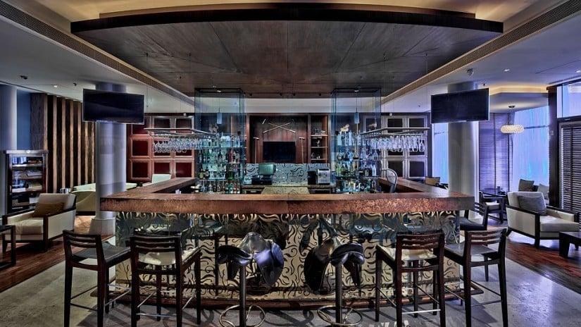 Per Aquum Desert Palm Resort Bar