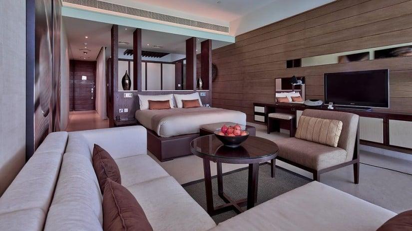 Per Aquum Desert Palm Resort Guest Room