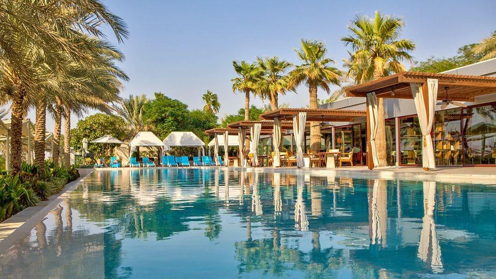 Per Aquum Desert Palm Resort Pool