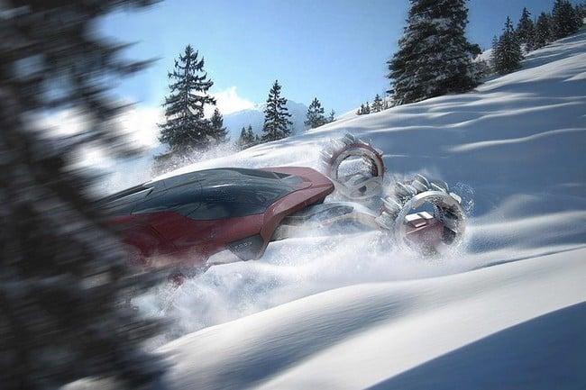 Rapid Deployment Snow Vehicle Concept 7