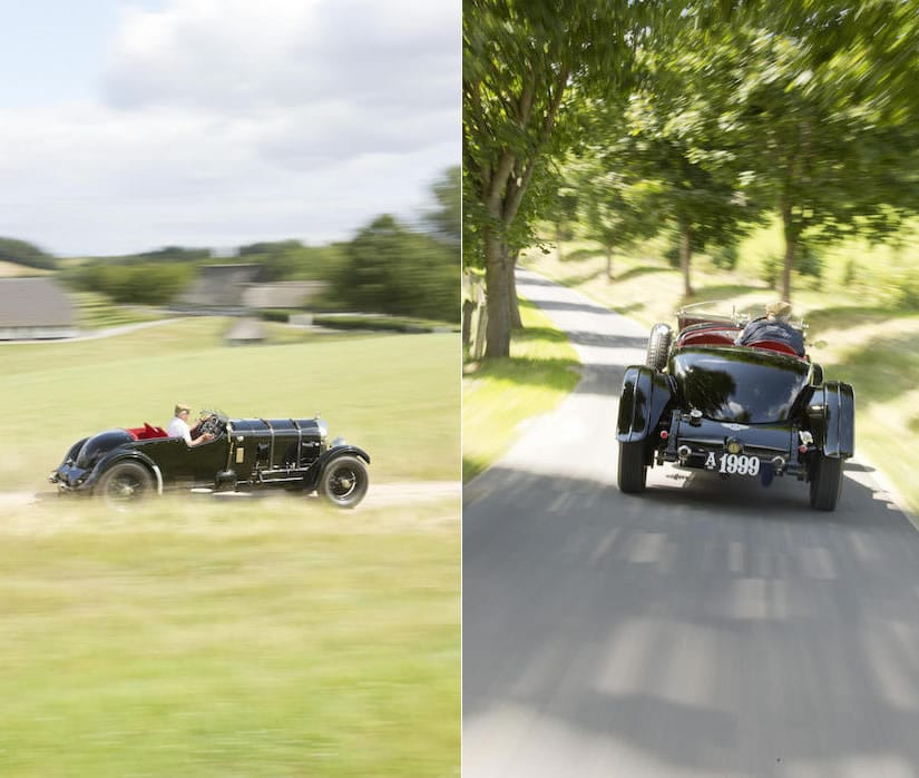 Rare 1927 Bentley 6 ½ Litre 'Bob-Tail'