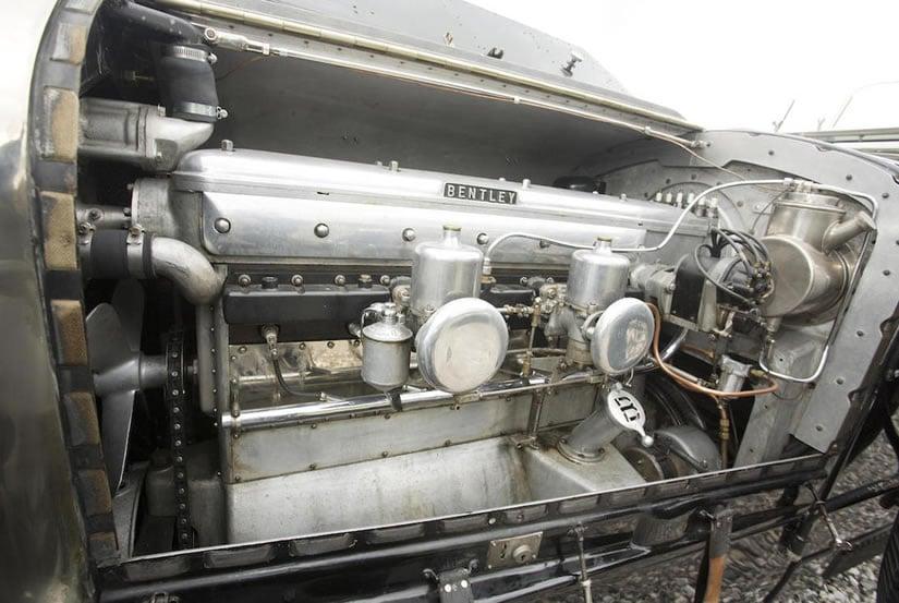 Rare 1927 Bentley 6 ½ Litre Engine