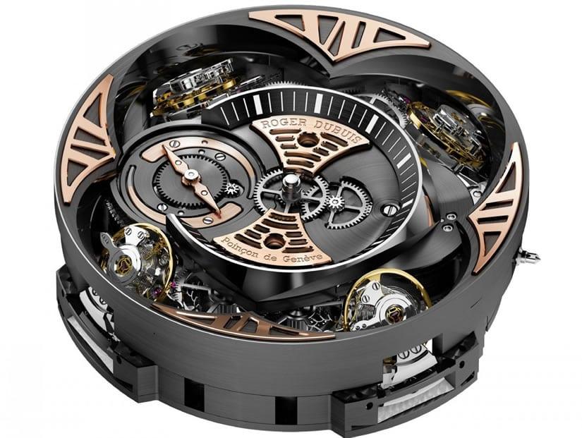 Roger Dubuis Excalibur Quatuor Watch